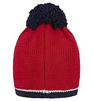 Sportalm Kitzbühel Quebec - berretto da sci, Red/Blue