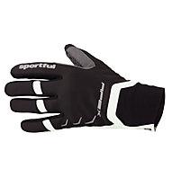 Sportful Apex Race - Langlaufhandschuhe, Black/White