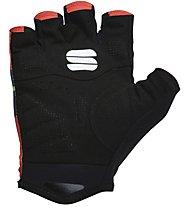 Sportful Bahrain Merida BodyFit Pro - Fahrrad-Handschuhe, Red/Blue
