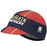 Sportful Bahrain Team Cycling (2019) - Radmütze, Red/Blue