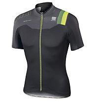 Sportful BodyFit Pro Team Jersey - Radtrikot - Herren, Black/Yellow