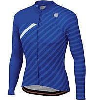 Sportful Bodyfit Team Winter - maglia bici - uomo, Blue
