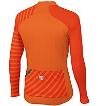 Sportful Bodyfit Team Winter - maglia bici - uomo, Orange
