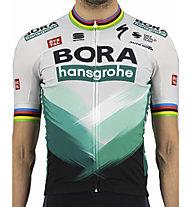 Sportful Bora Bodyfit Team (2021) - maglia bici - uomo, White/Black/Green