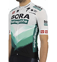 Sportful Bora Bodyfit Team (2021) - maglia bici - uomo, Green/Grey