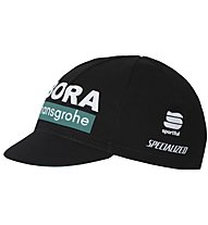 Sportful Bora Team Cycling (2019) - cappellino bici, Black