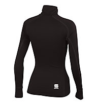 Sportful Bosconero Layer Langlaufski-Pullover für Damen, Black