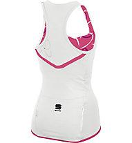 Sportful Charm Top, White/Pink