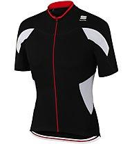 Sportful Crank Jersey - Radtrikot - Herren, Black/White