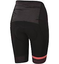 Sportful Diva W Short - Radhose kurz - Damen, Black/Pink
