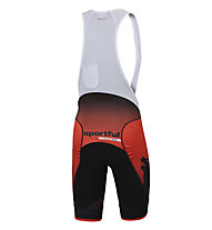 Sportful Dolomiti Race Bibshort - Radhose - Herren, Black/Orange
