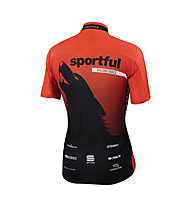 Sportful Dolomiti Race Jersey - Radtrikot - Herren, Black/Orange