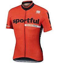 Sportful Dolomiti Race Jersey - Radtrikot - Herren, Black/Orange