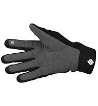 Sportful Guanti da fondo Donna WS XC Glove, Black/White