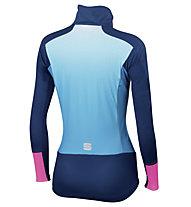 Sportful Doro WS - Skilanglaufjacke - Damen, Blue/Light Blue