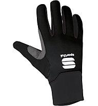 Sportful Engadin Softshell - guanti softshell - uomo, Black