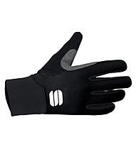 Sportful Engadin Softshell - guanti sci di fondo - uomo, Black