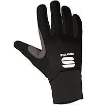 Sportful Engadin Softshell - Langlaufhandschuhe, Black