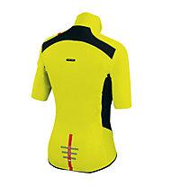 Sportful Jersey bici Fiandre Light Norain SS - Maglia Ciclismo, Light Yellow