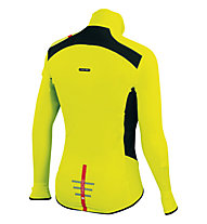 Sportful Jersey bici Fiandre Light Norain Top - Maglia Ciclismo, Light Yellow