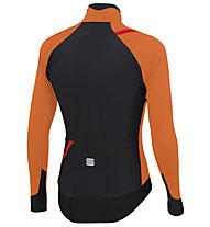 Sportful Fiandre Pro Medium - giacca bici - uomo, Orange