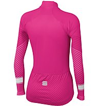 Sportful Flow Woman Long Sleeve - Radtrikot - Damen, Pink