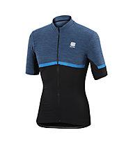 Sportful Giara Jersey - Radtrikot - Herren, Blue/Black