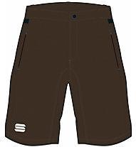 Sportful Giara - pantaloni bici - uomo, Brown