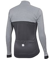 Sportful Giara Thermal Jersey - Radtrikot - Herren, Grey