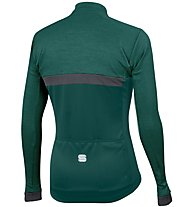 Sportful Giara Thermal Jersey - Radtrikot - Herren, Green