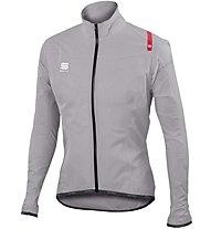 Sportful Hot Pack NoRain Ultralight - giacca bici - uomo, Grey
