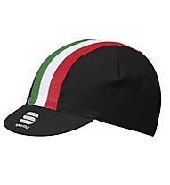 Sportful Italia Cap - Radkappe - Herren, Black