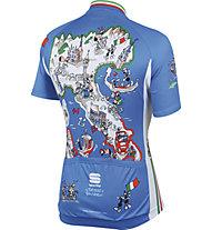 Sportful Italia Formiche Jersey, Blue