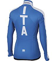 Sportful Italia WS - Langlaufjacke - Herren, Blue/White