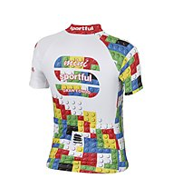 Sportful Kid MGF 14 Jersey, White