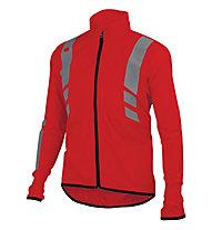 Sportful Kid Reflex Jacket, Red