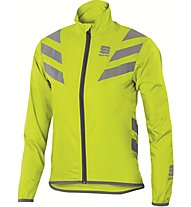 Sportful Kid Reflex - giacca bici - bambino, Light Yellow