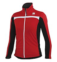 Sportful Kid´s Softshell Jacket, Red/Black