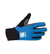 Sportful Kid Softshell Glove - Langlaufhandschuh - Kinder, Blue