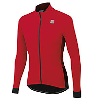 Sportful Neo Softshell - giacca bici - uomo, Red/Black