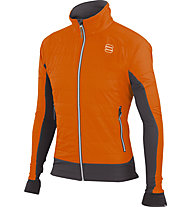 Sportful Giacca da sci di fondo Punta Jacket, Orange