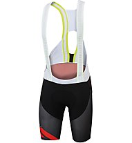 Sportful R&D Cima Bibshort - Radhose - Herren, Black/Red