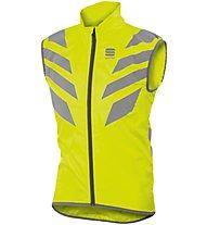 Sportful Reflex - gilet bici - uomo, Yellow