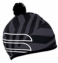 Sportful Rythmo Hat Langlaufmütze, Black/White