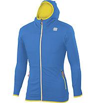 Sportful Rythmo J - giacca sci di fondo - uomo, Blue