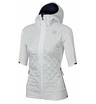 Sportful Rythmo Puffy - Skilanglaufjacke - Damen, White