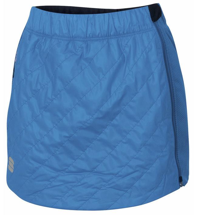 Sportful Rythmo Skirt - Langlaufrock - Damen, Light Blue