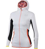 Sportful Rythmo W - Lauflaufjacke - Damen, White/Pink