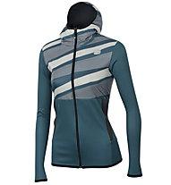 Sportful Rythmo W - giacca sci di fondo - donna, Green