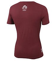 Sportful Sagan Fingers Tee - T-Shirt - Herren, Red